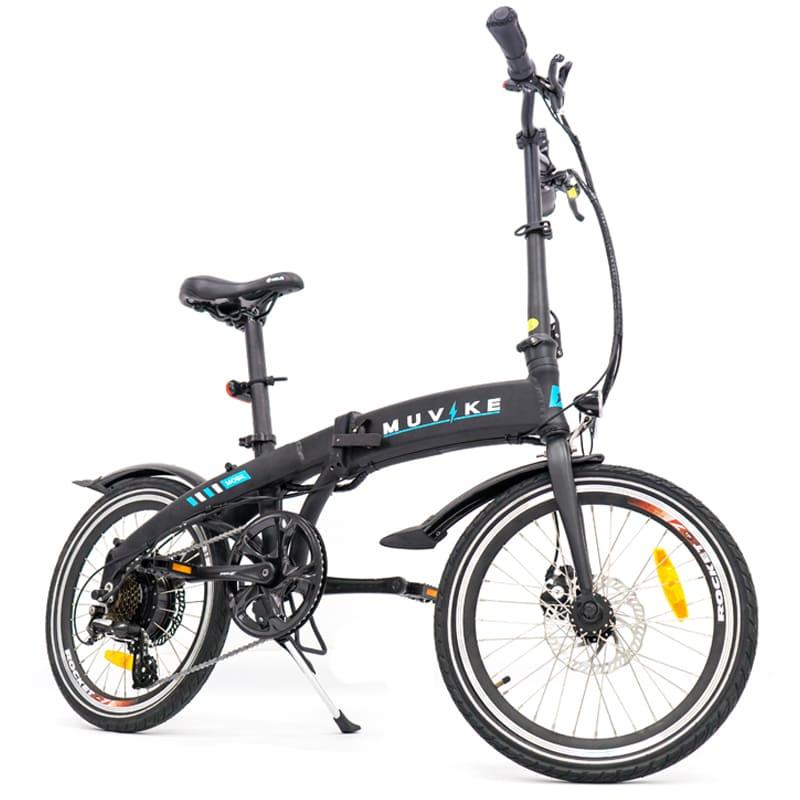 rower elektryczny do jazdy miejskiej muvike mobil