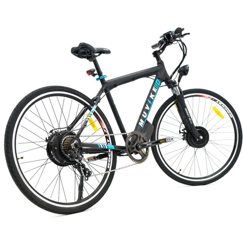 rower elektryczny Muvike Torero dostosowany do jazdy miejskiej